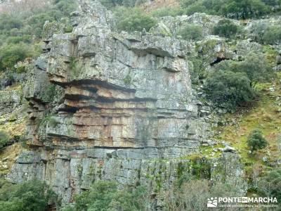Pico Rocigalgo;Cascada Chorro,Cabañeros; viajes singles almanzor valverde de los arroyos rutas send